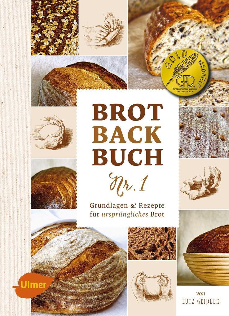 Brotbackbuch Nr. 1 als eBook