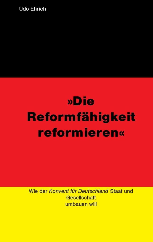 Die Reformfähigkeit reformieren als eBook