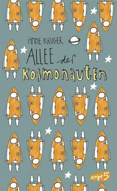 Allee der Kosmonauten als Buch