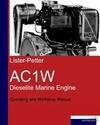 Lister-Petter Series AC1W Dieselite Marine Engine