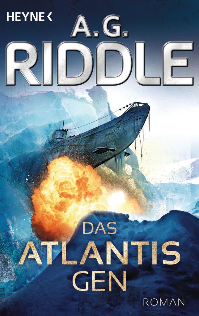 Das Atlantis-Gen als eBook