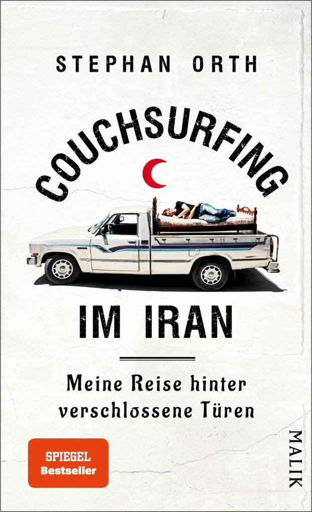 Couchsurfing im Iran als eBook