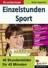 Einzelstunden Sport / Grundschule