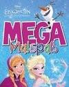 Disney Die Eiskönigin - Mega Malspaß