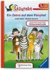 Leserabe - Ein Zebra auf dem Ponyhof
