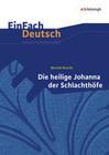 Die heilige Johanna der Schlachthöfe: Gymnasiale Oberstufe