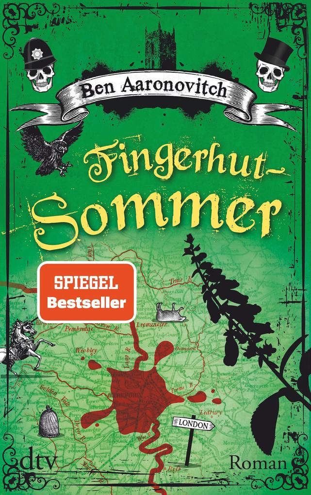 Fingerhut-Sommer als eBook