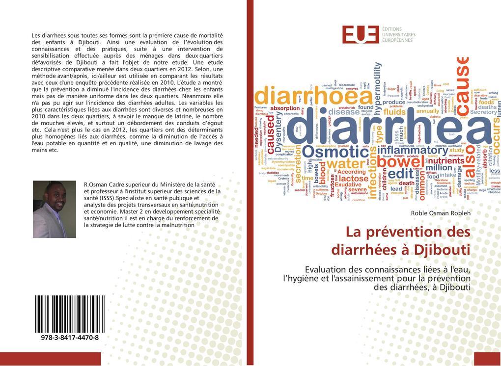 La prévention des diarrhées à Djibouti als Buch