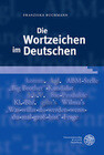 Die Wortzeichen im Deutschen