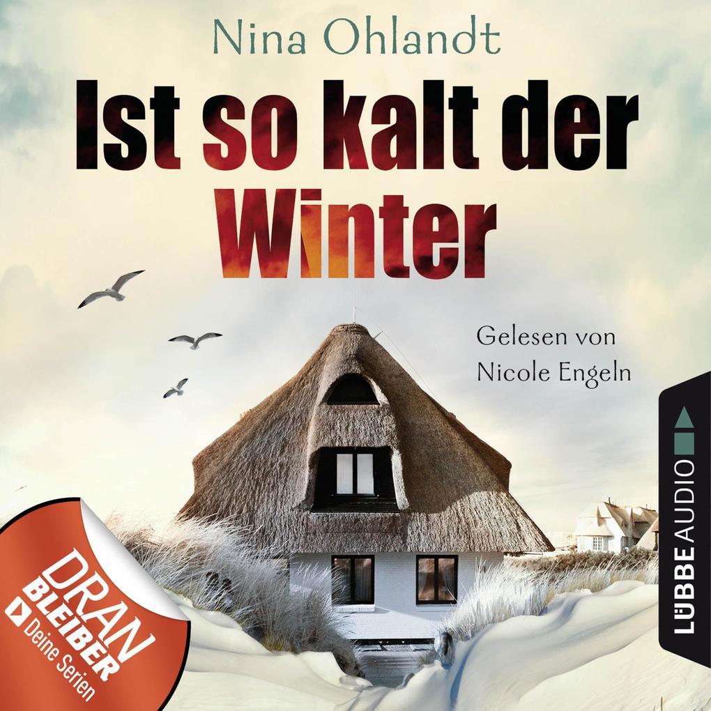 Ist so kalt der Winter - Nordsee-Krimi Kurzgeschichte als Hörbuch Download