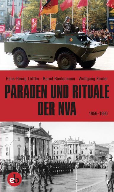 Paraden und Rituale der NVA als Buch
