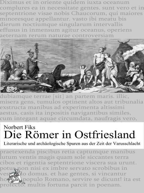 Die Römer in Ostfriesland als eBook