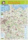 Petronellas Deutschlandkarte