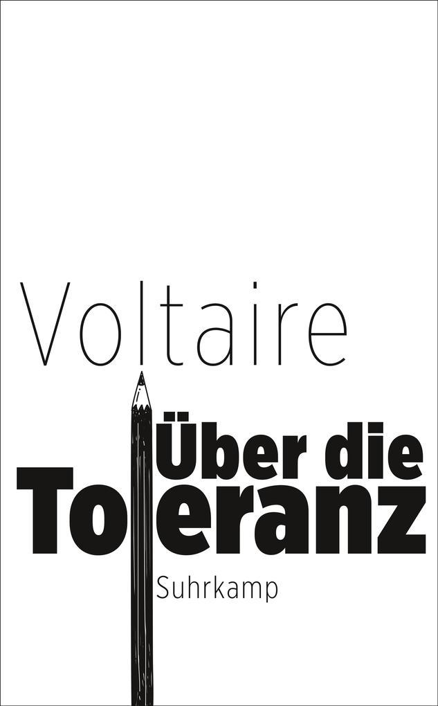 Über die Toleranz als Taschenbuch