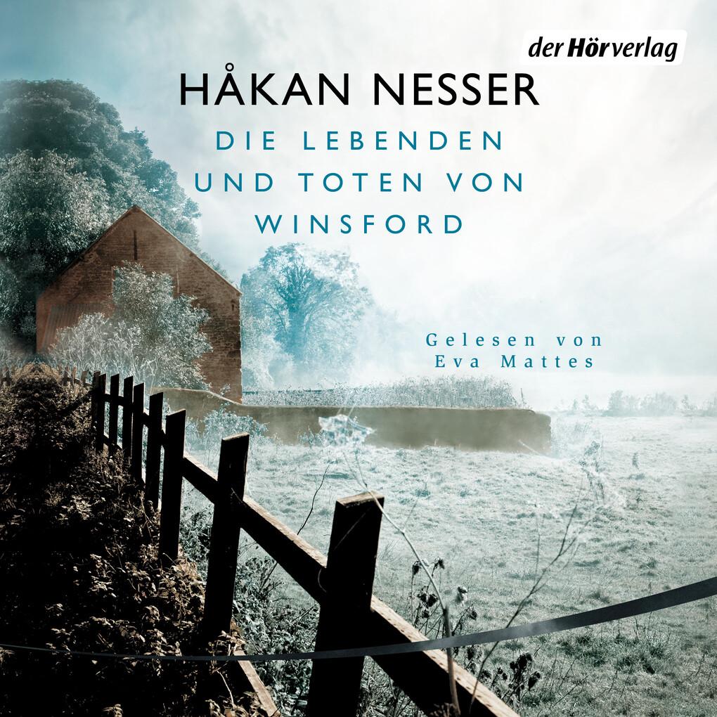 Die Lebenden und Toten von Winsford als Hörbuch Download