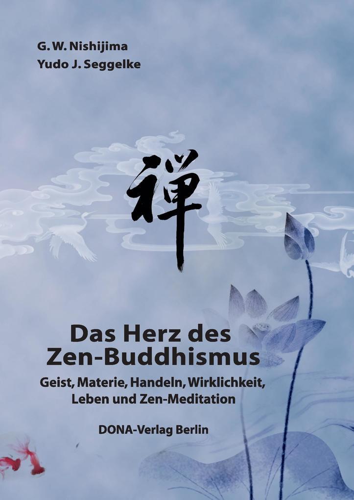 Das Herz des Zen-Buddhismus als Buch