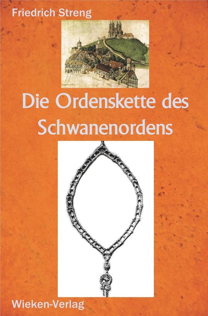 Die Ordenskette des Schwanenordens zu Brandenburg und Ansbach als eBook