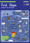 mindmemo Lernfolder - First Steps - Englisch für Einsteiger - Vokabeln lernen mit Bildern - Zusammenfassung