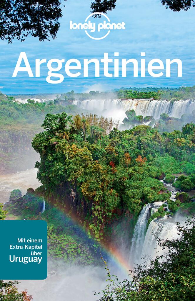 Lonely Planet Reiseführer Argentinien als eBook