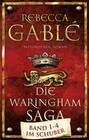 Die Waringham Saga 1-4: Das Lächeln der Fortuna/ Die Hüter der Rose/ Das Spiel der Könige/ Der dunkle Thron