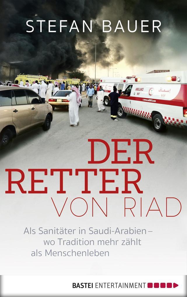 Der Retter von Riad als eBook