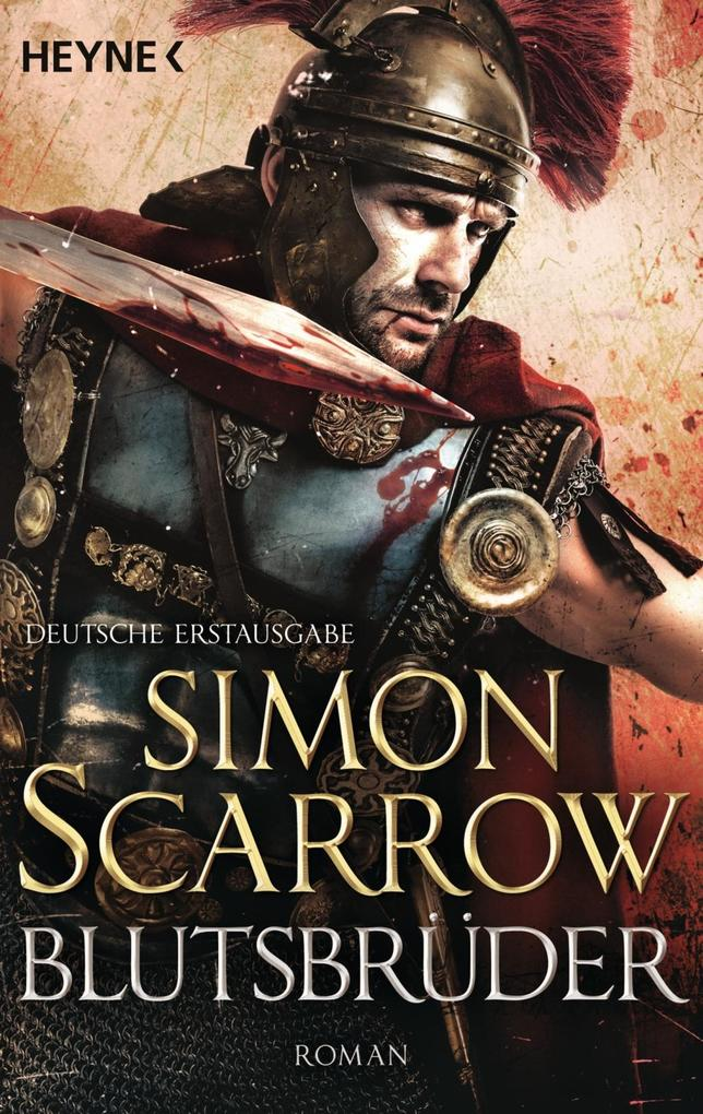 Simon Scarrow Brothers In Blood Epub