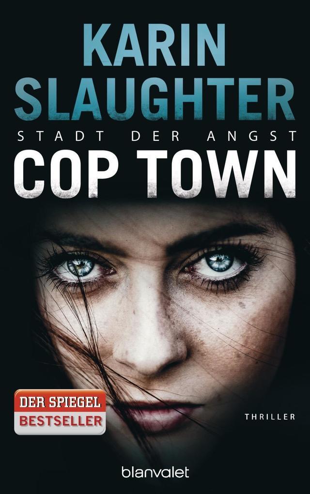 Cop Town - Stadt der Angst als Buch