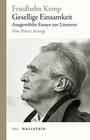 Gesellige Einsamkeit. 2 Bände