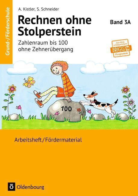Rechnen ohne Stolperstein Band 3A - Arbeitsheft/Fördermaterial als Buch