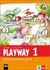 Playway ab Klasse 1. 1.Schuljahr. Pupil's Book m. App