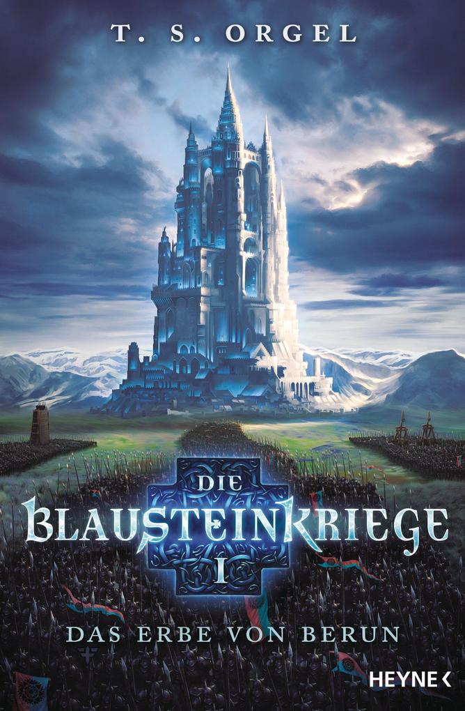 Die Blausteinkriege 1 - Das Erbe von Berun als eBook
