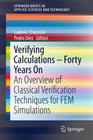 Verifying Calculations -- Forty Years On