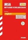 Mittlerer Schulabschluss Hamburg - Englisch, mit MP3-CD