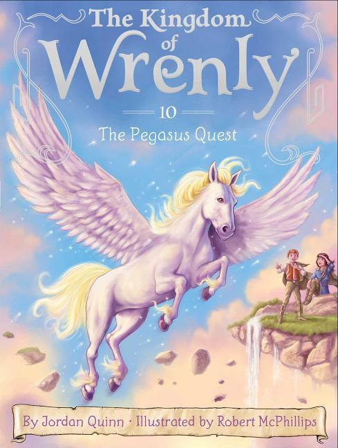 The Pegasus Quest als Buch