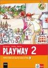 Playway ab Klasse 1. 2.Schuljahr. Pupil's Book mit App für Filme&Audios