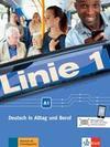 Linie 1 A1. Kurs- und Übungsbuch mit Video und Audio auf DVD-ROM
