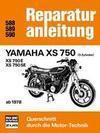 Yamaha XS 750 - XS 750 E - XS 750 SE