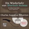 Die Wiederkehr von Sherlock Holmes ' Charles Augustus Milverton