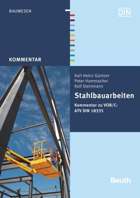 Stahlbauarbeiten als Buch
