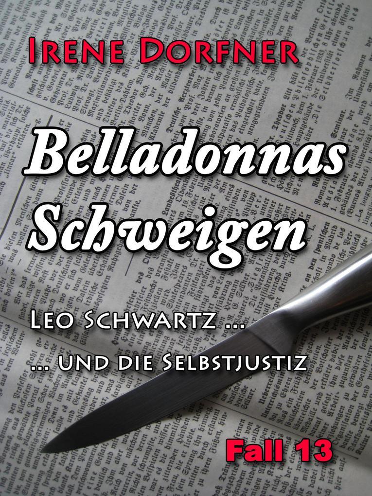 Belladonnas Schweigen als eBook