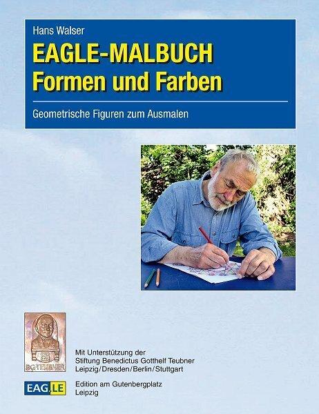 EAGLE-MALBUCH Formen und Farben als Buch