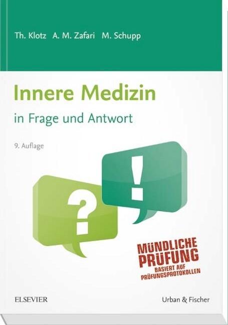 Innere Medizin in Frage und Antwort als Buch