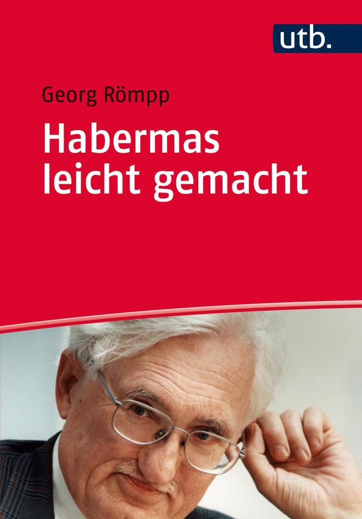Habermas leicht gemacht als eBook