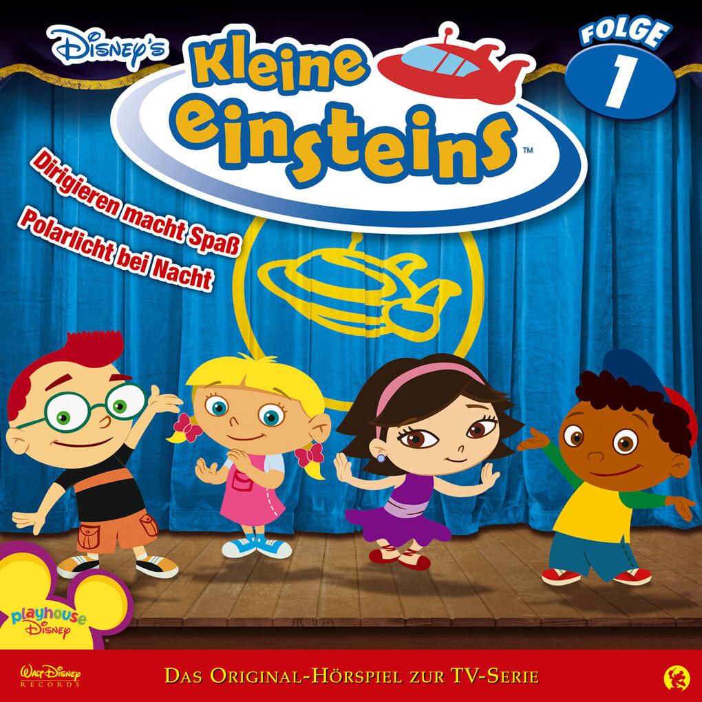 Disney Kleine Einsteins - Folge 1 als Hörbuch Download