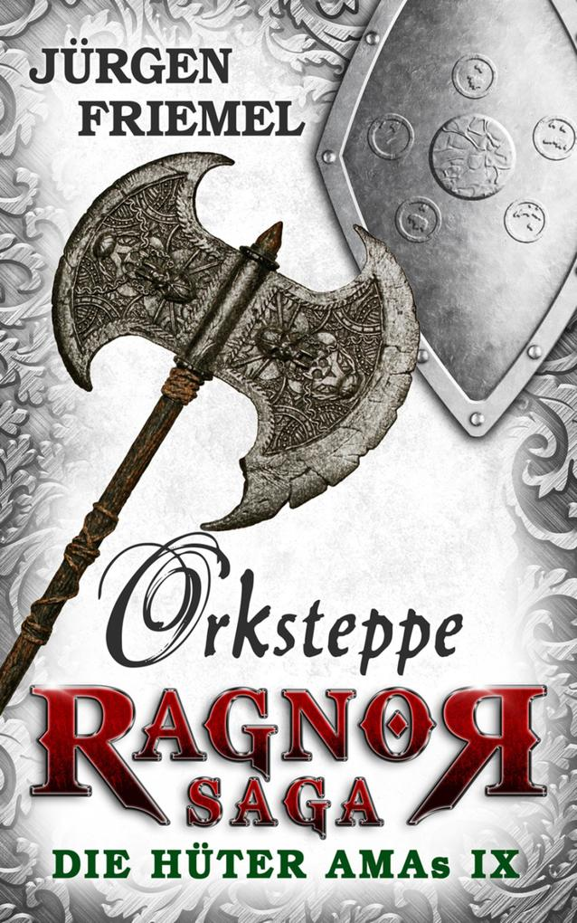 Orksteppe als eBook