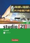 studio [21] - Grundstufe B1: Gesamtband - Testheft mit mit MP3-CD