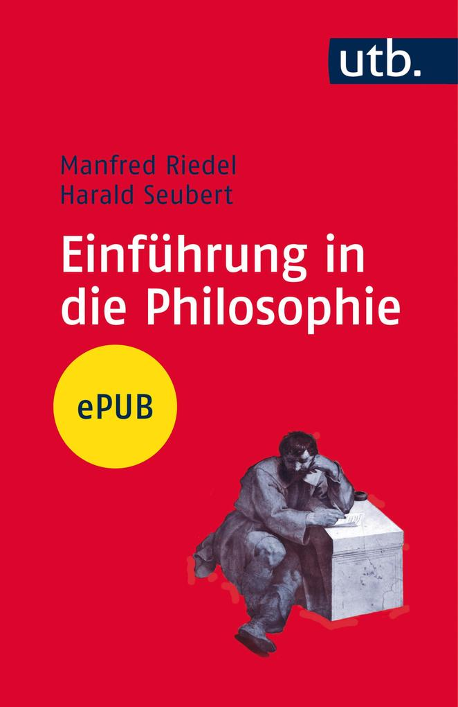 Einführung in die Philosophie als eBook