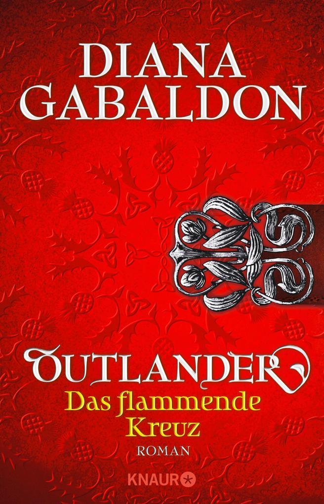 Outlander - Das flammende Kreuz als eBook