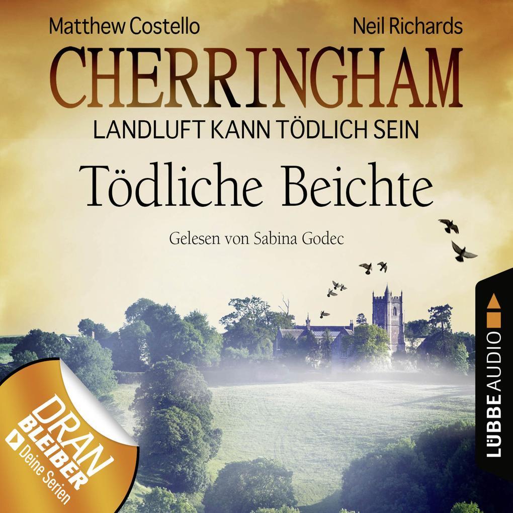 Cherringham 10 - Tödliche Beichte als Hörbuch Download