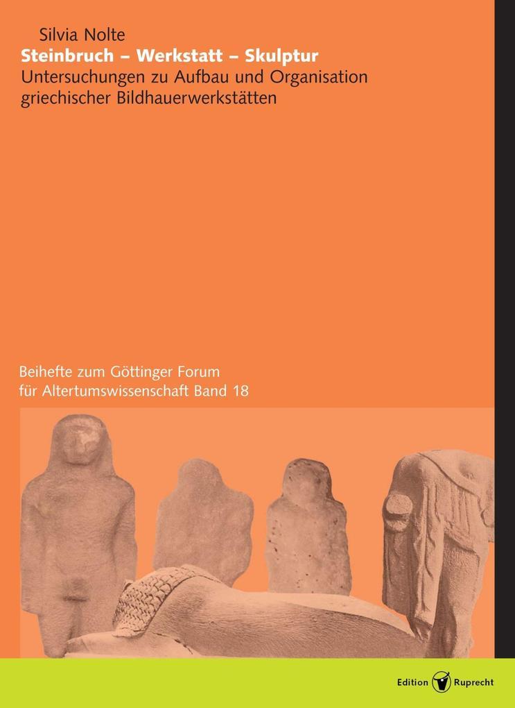 Steinbruch - Werkstatt - Skulptur als eBook